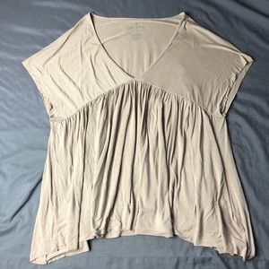Soft and Sexy American Eagle Draped Tee